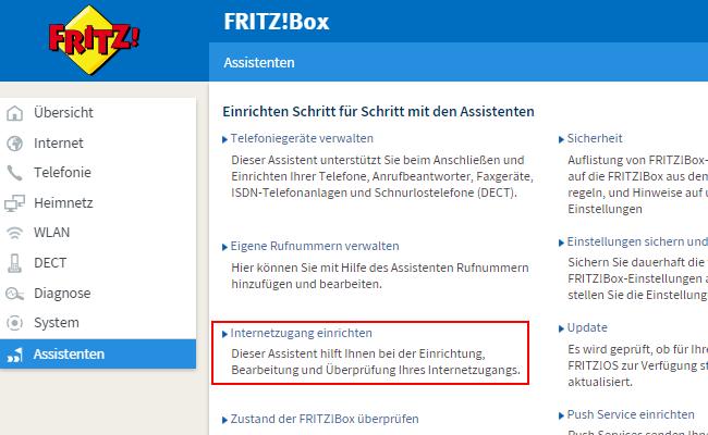 fritz box als dsl router einrichten standard fritz box 7490 avm deutschland. Black Bedroom Furniture Sets. Home Design Ideas
