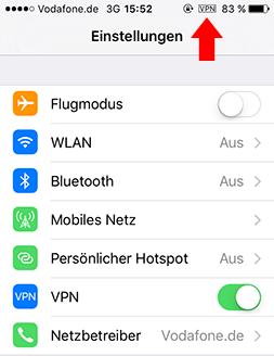 <b>VPN</b>-Verbindung zur <b>FRITZ!Box</b> unter Apple <b>iOS</b> (z.B. <b>iPhone</b> ...