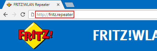 Fritz.Repeater Ip AdreГџe