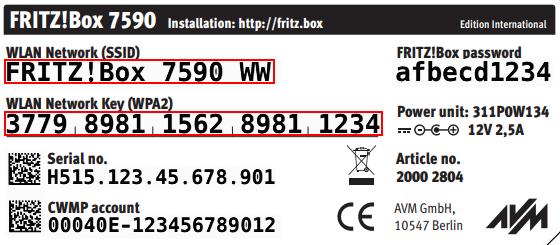 Draadloze Verbinding Met De Fritzbox Handmatig Configureren